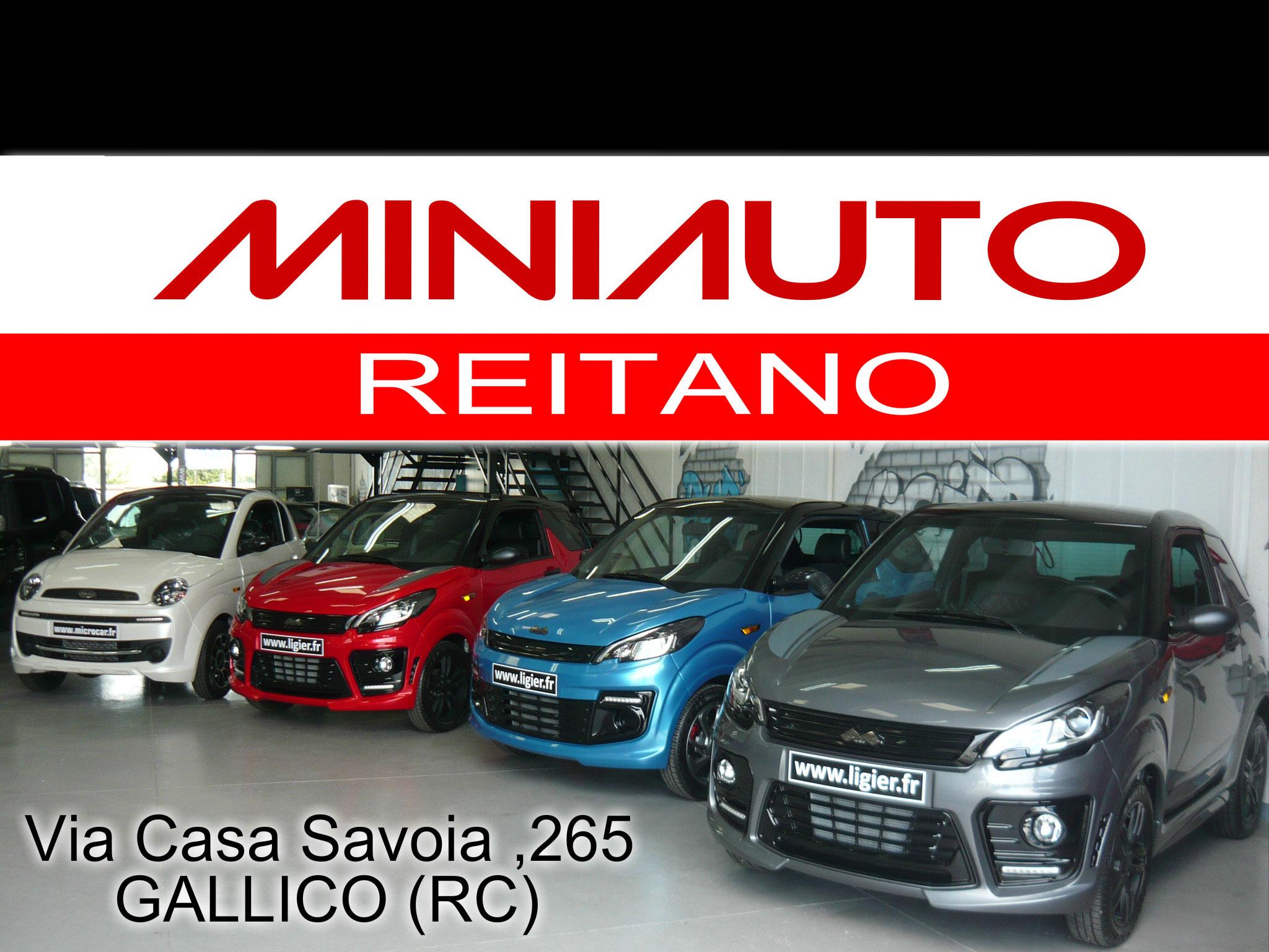 Miniauto Rivenditore Auto Nuove Usate Minicar Reggio Calabria